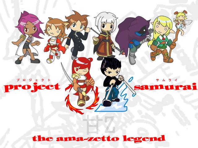 Project Samurai: The Ama-Zetto Legend (Demo)