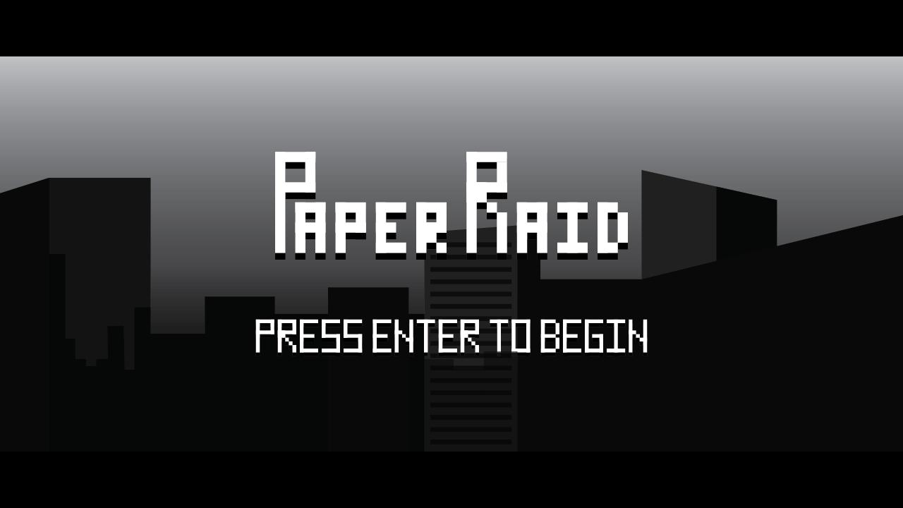 Paper Raid