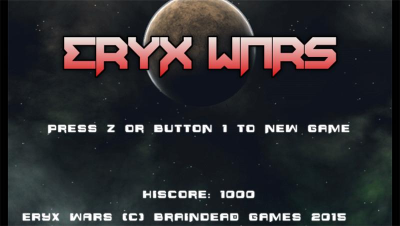 Eryx Wars