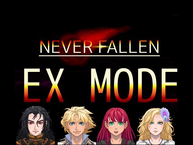 Never Fallen