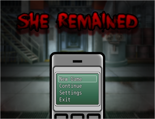 She Remained