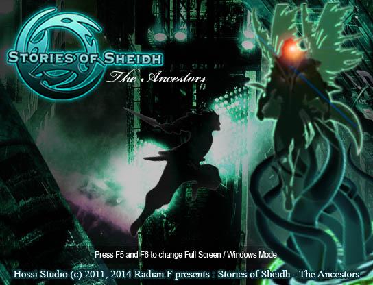 Stories of SHEIDH - The Ancestors