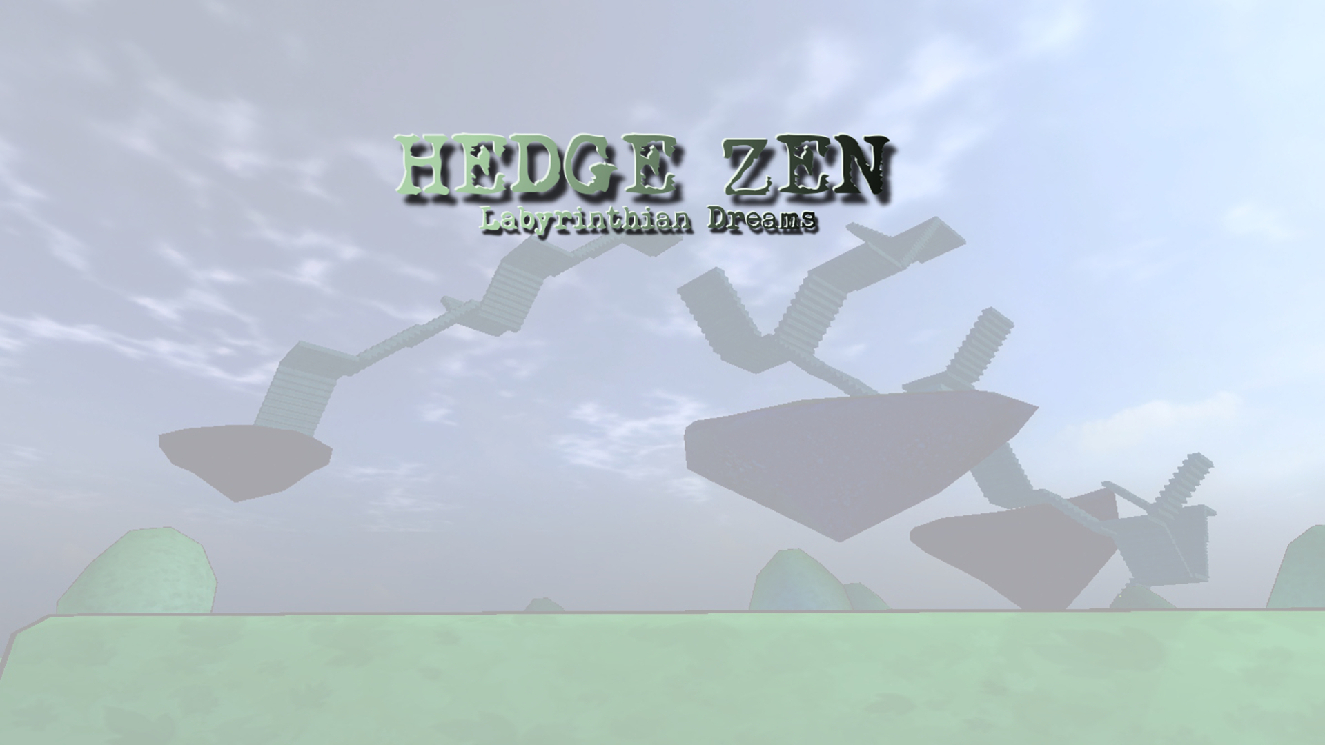 Hedge Zen:  Invisible edition
