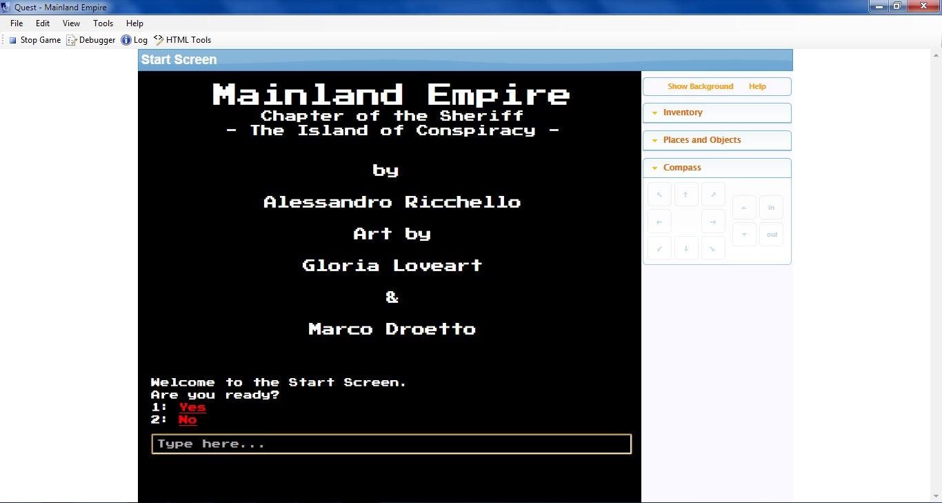 Mainland Empire