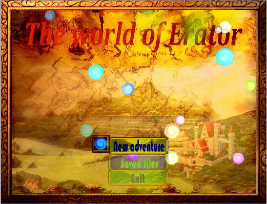 The world of Erator