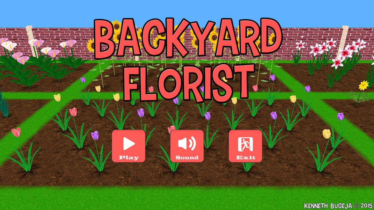 Backyard Florist