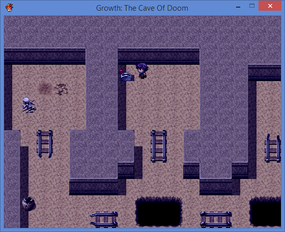 Growth: The Cave Of Doom