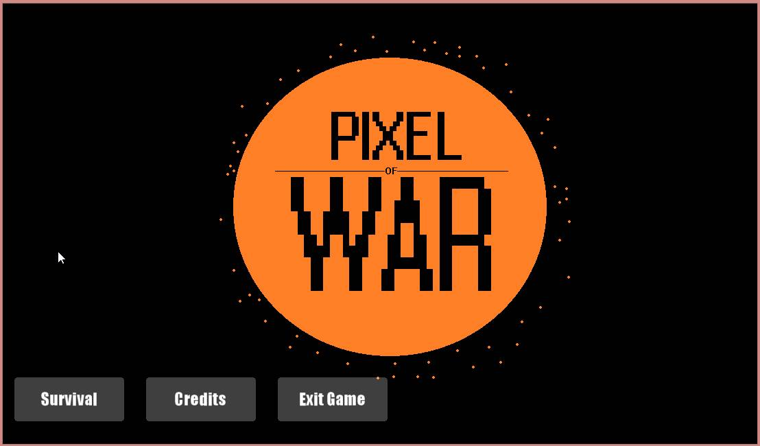 PIXEL OF WAR