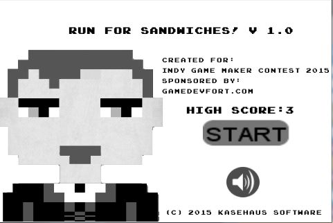 Run for Sandwiches