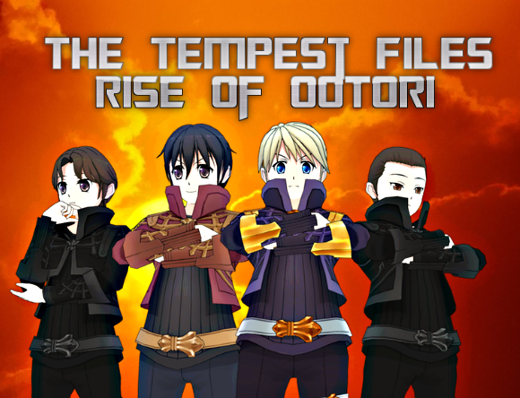 The Tempest Files: Rise Of OOTORI