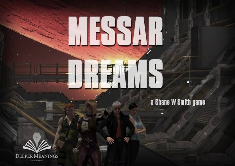 Messar Dreams - Chapter One