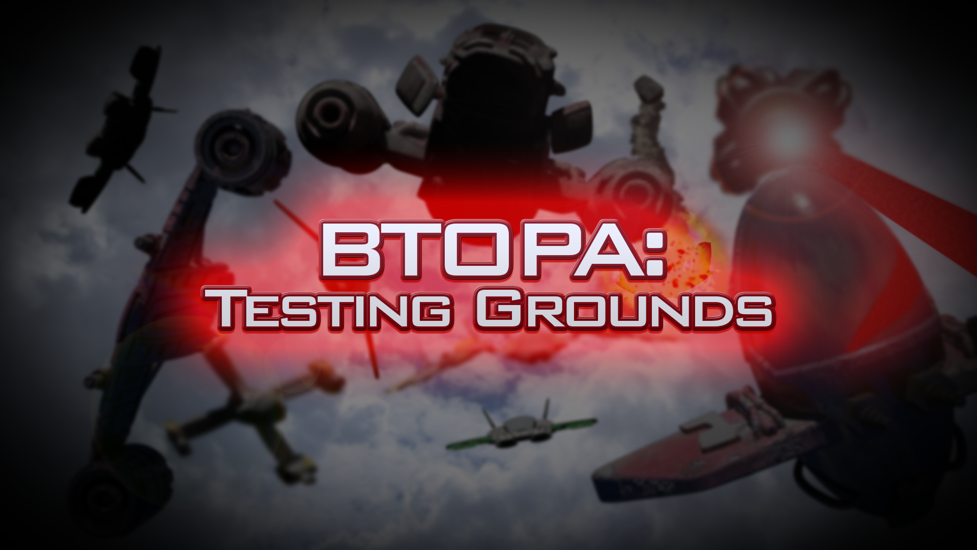 BTOPA: Testing Grounds