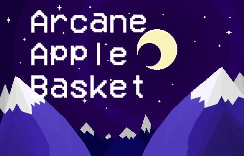 Arcane Apple Basket