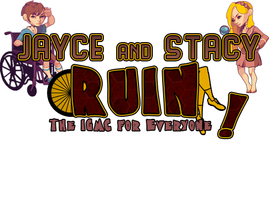 Jayce and Stacy Ruin the IGMC for Everyone!