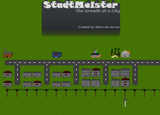 StadtMeister: The Growth of a City