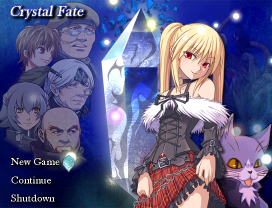 Crystal Fate