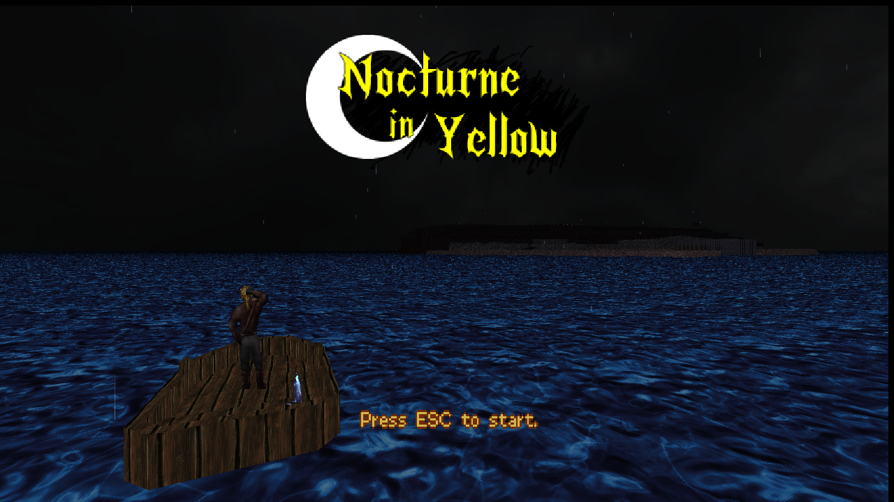 Nocturne in Yellow
