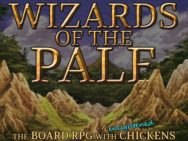 Wizards of the Pale