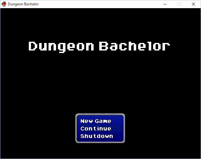Dungeon Bachelor