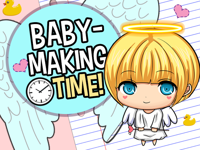 Baby-making time!
