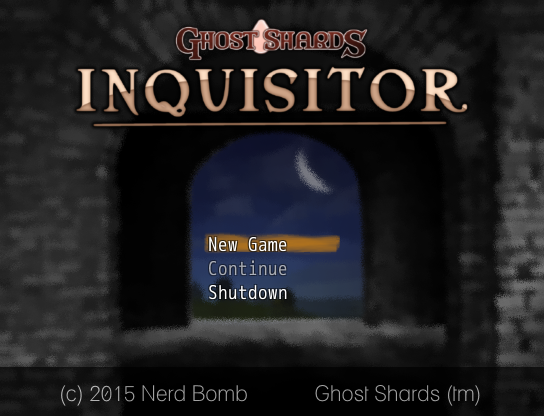 Ghost Shards Inquisitor