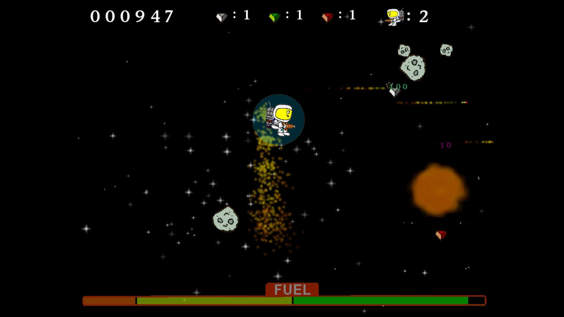 Deep Space Miner