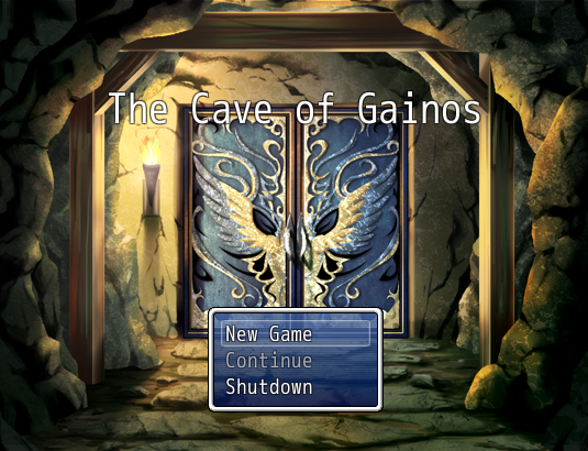 The Cave of Gainos