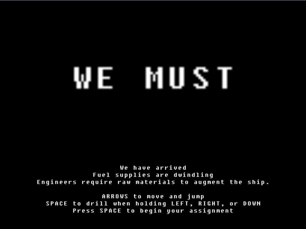 We Must