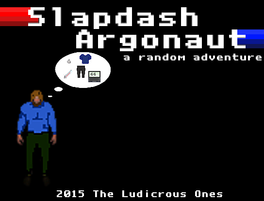 Slapdash Argonaut: Episode 0