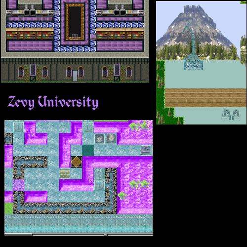 Zevy University