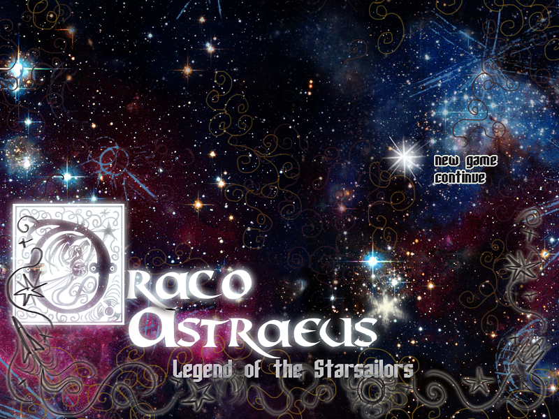 Draco Astraeus:  Legend of the Starsailors